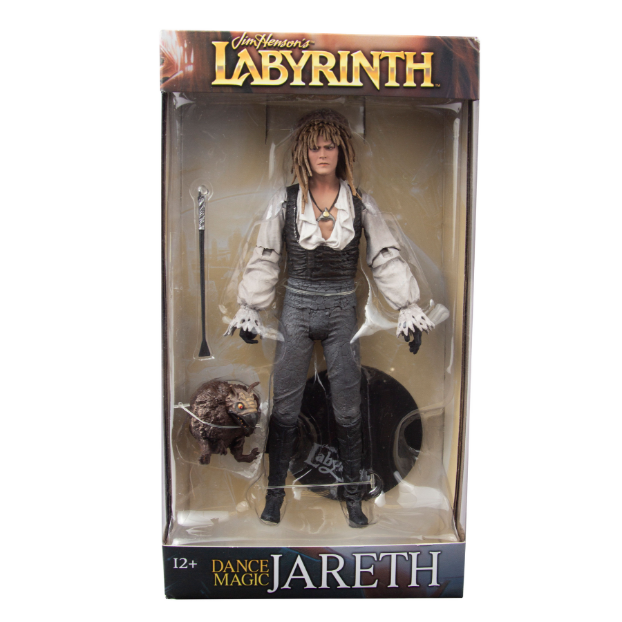 Labyrinth - Dance Magic Jareth 7
