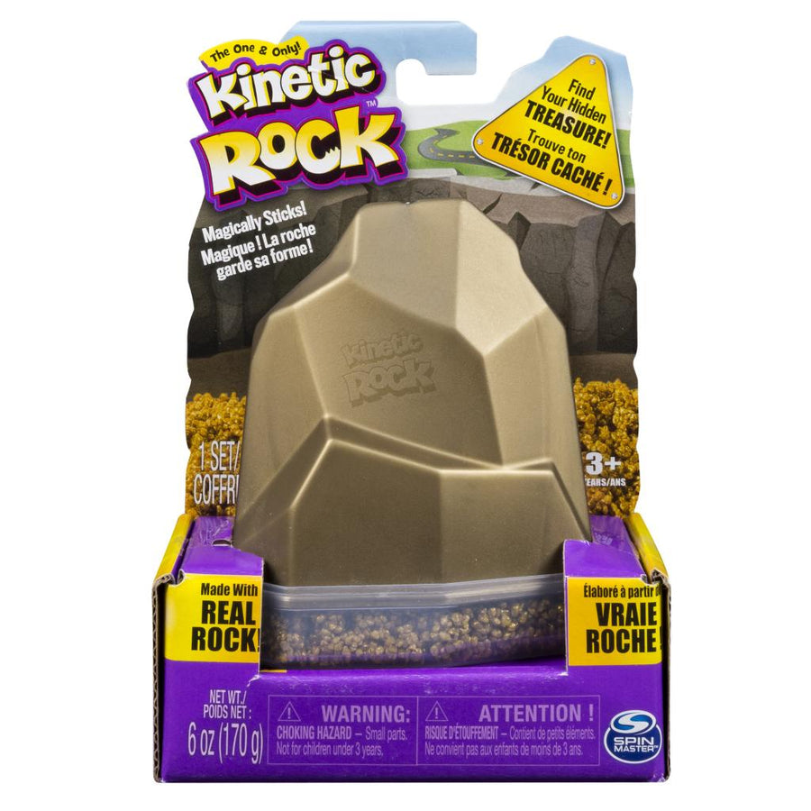 Kinetic Rock - Assorted Colours