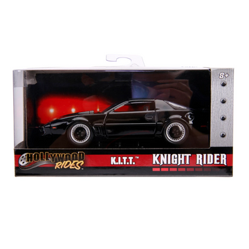 Jada Toys Knight Rider K.I.T.T 1982 Pontiac Firebird 1:32 Scale Diecast Model Car