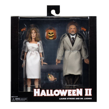 Halloween 2 - Dr Loomis & Laurie Strode 8