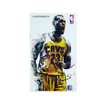 Enterbay - NBA LeBron James 1:9 Scale