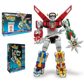 VOLTRON - Classic 1984 Legendary Voltron with Lights & Sounds