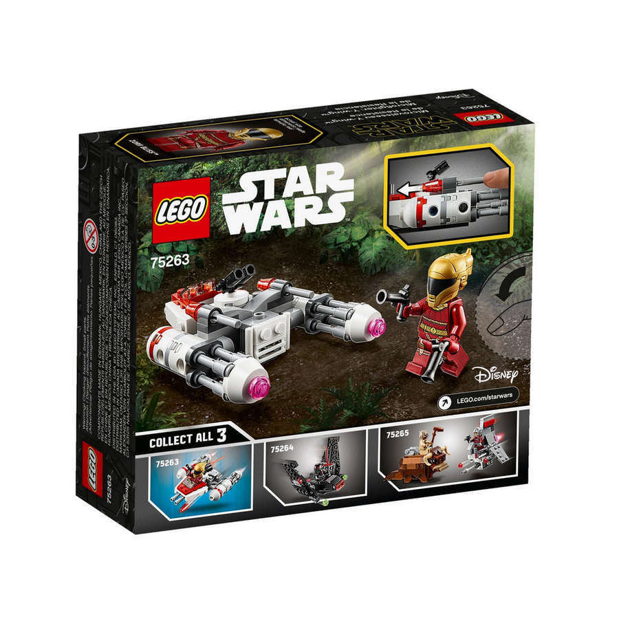 LEGO - 75263 STAR WARS Rresistance Y-Wing Microfighter Series 7
