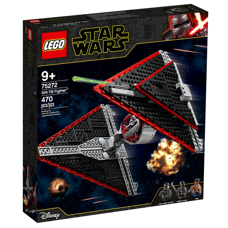 LEGO - 75272 Sith TIE Fighter™