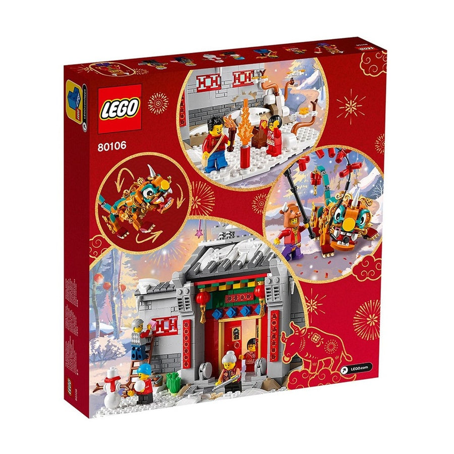 LEGO - 80106 Story of Nian Chinese New Year
