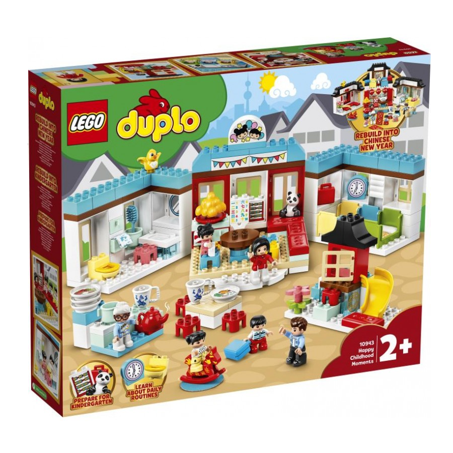 LEGO DUPLO - 10943 Happy Childhood Moments Chinese New Year