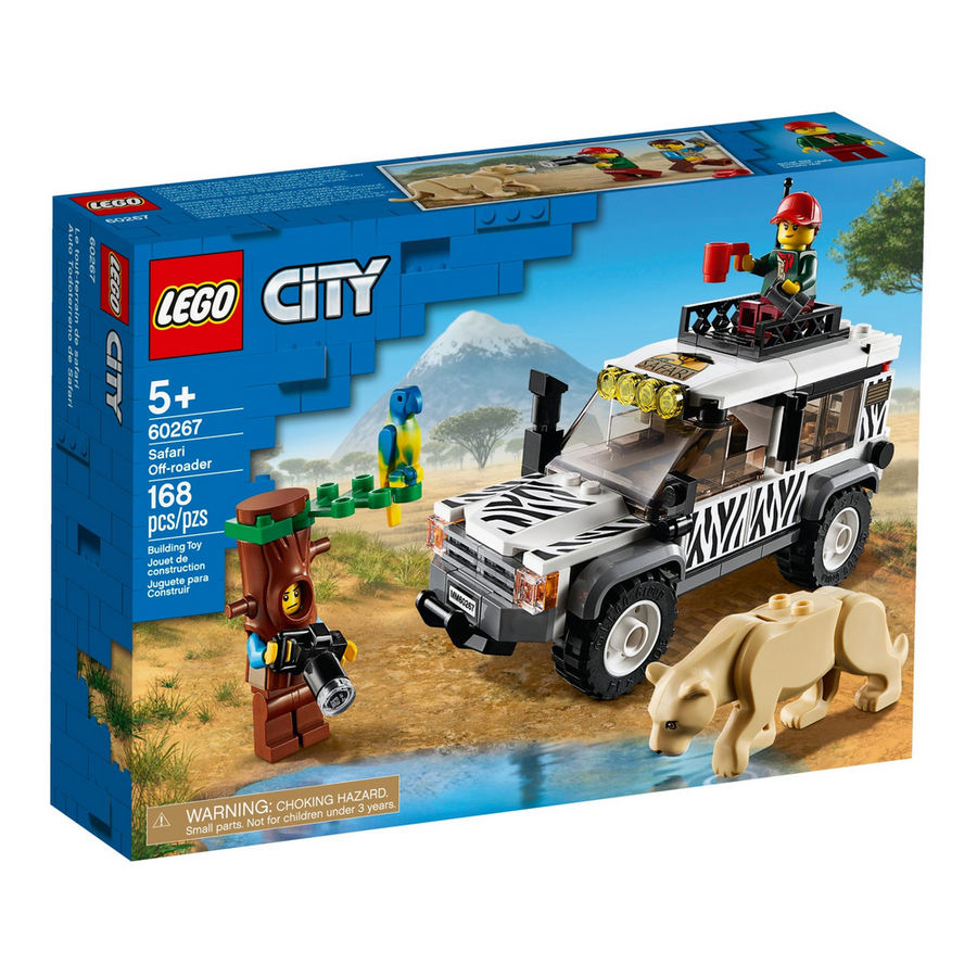 LEGO - 60267 City Safari Off-roader
