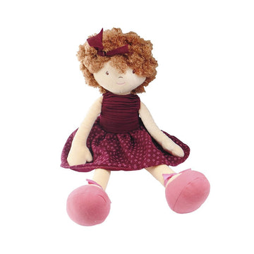 Bonnika Debutante Doll - Lola with Brown Hair