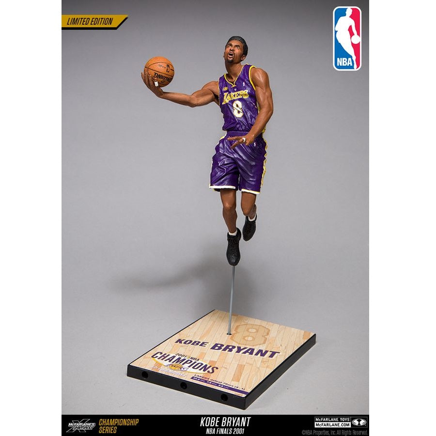 NBA - Kobe Bryant Championships Collector Box Assorted