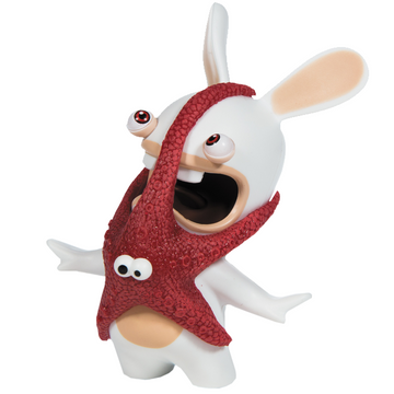 Rabbids - Sound & Action Figure - Starfish Friend