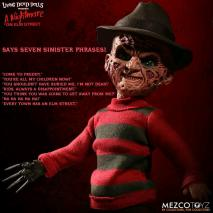 Freddy Krueger with Sound Figure