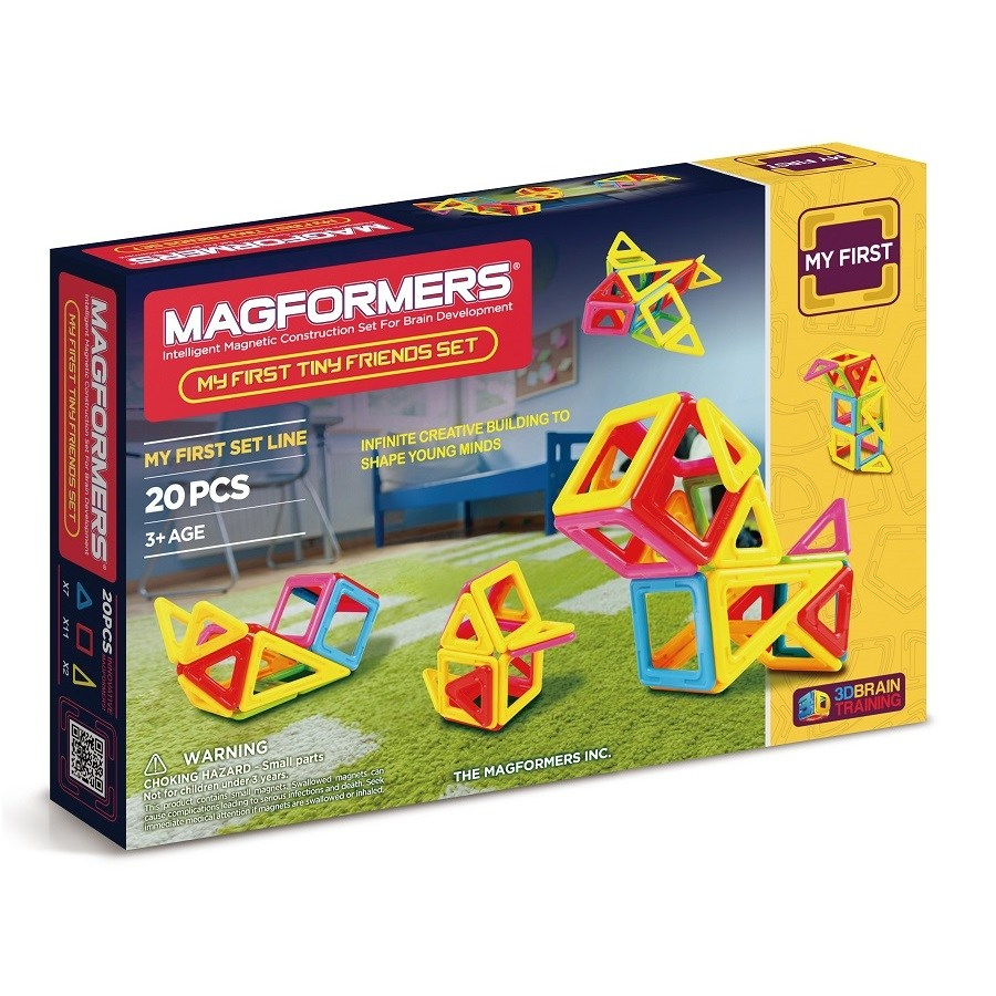 Magformers My First Tiny Friend Set