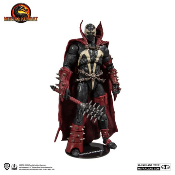 Mortal Kombat - Spawn with Mace 7