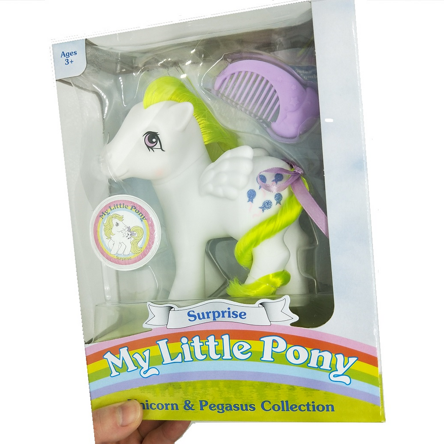 My Little Pony - Unicorn & Pegasus Collection - Surprise