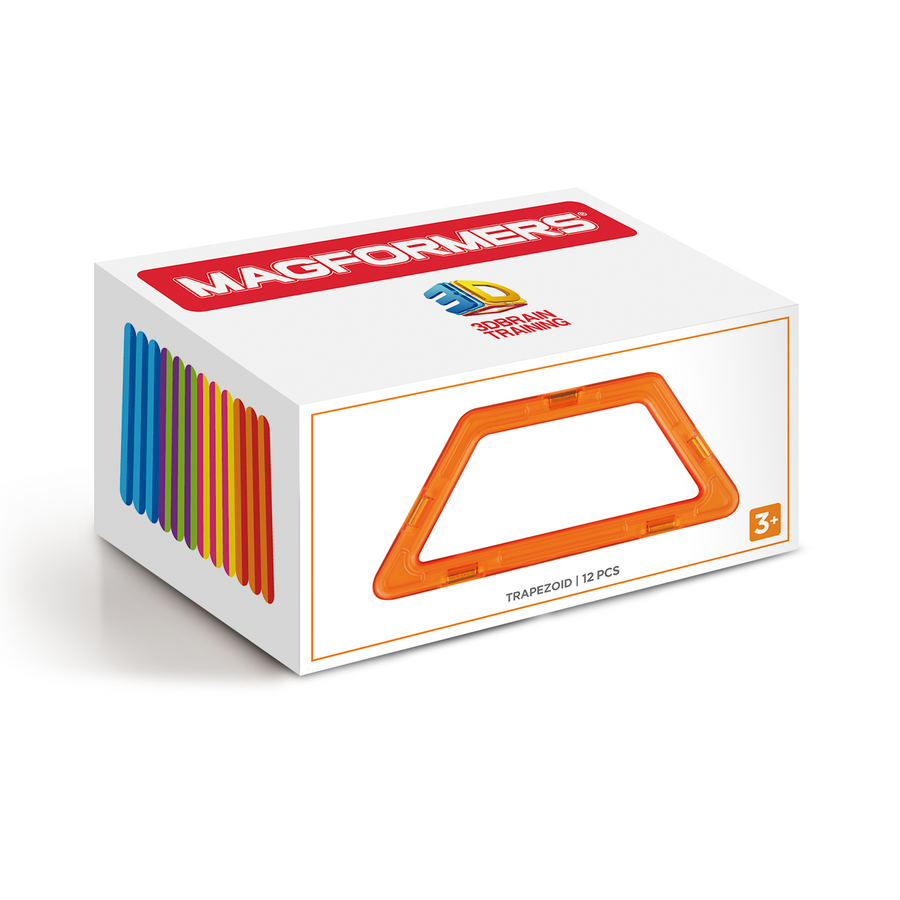 Magformers Trapezoids 12 Pcs