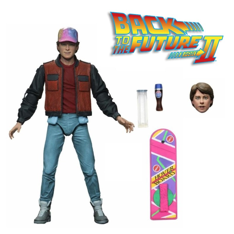 Back to the Future BTTF: Part II - Marty McFly Ultimate 7