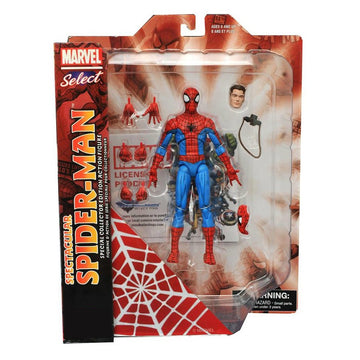 Marvel Select - Spectacular Spiderman