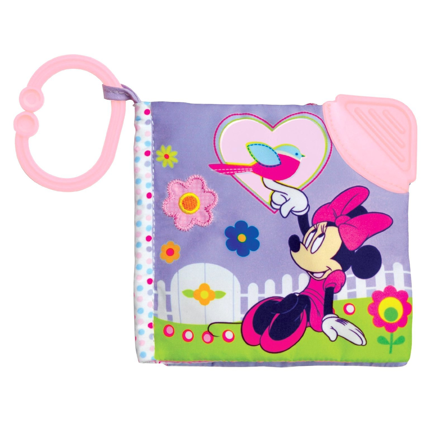 Disney - Minnie Mouse Soft Book 0+