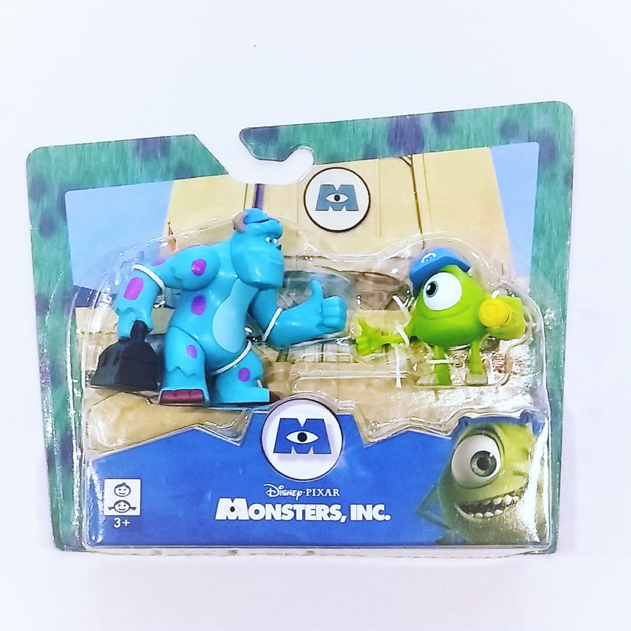 Monsters Inc Mike and Sulley duo pack