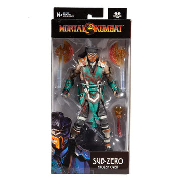 "McFarlane Mortal Kombat - Sub Zero Bloody Frozen Over Skin 7"" Action Figure"