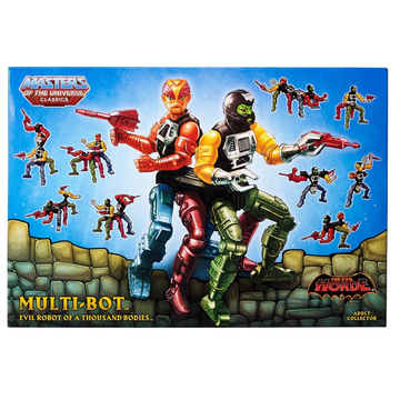 Masters of the Universe Classics (MOTUC) Multi-Bot