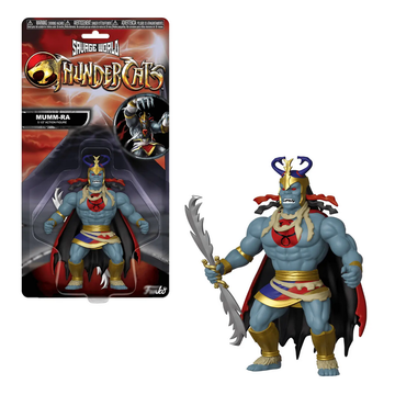 Thundercats - Mumm-ra Savage World Figure