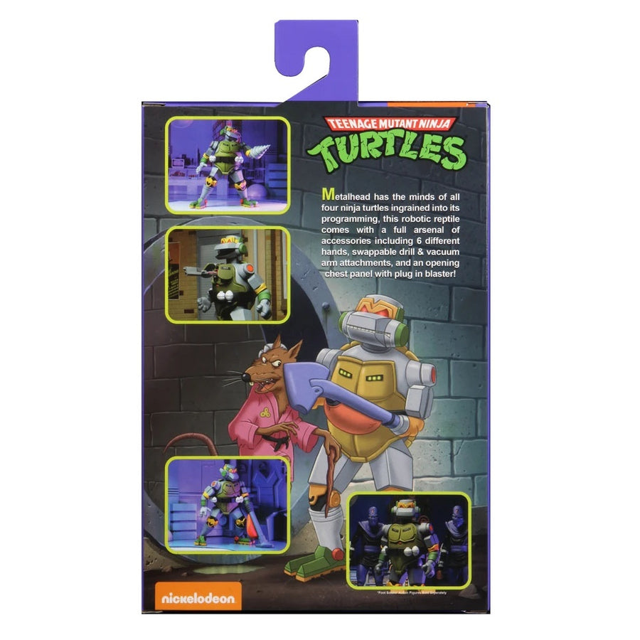 TMNT - 1987 Metalhead Ultimate 7