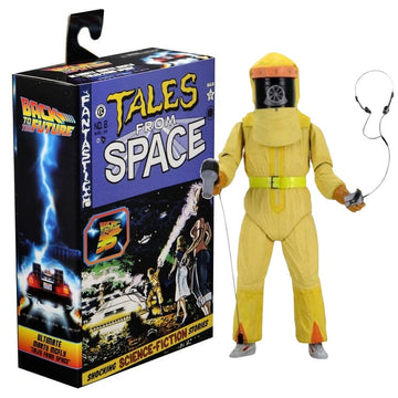 Back to the Future BTTF - Marty Tales From Space Suit 7