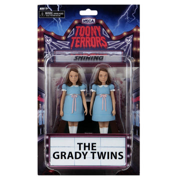 "The Shining (1980) - The Grady Twins Toony Terrors 6"" Scale Action Figure 2-Pack"