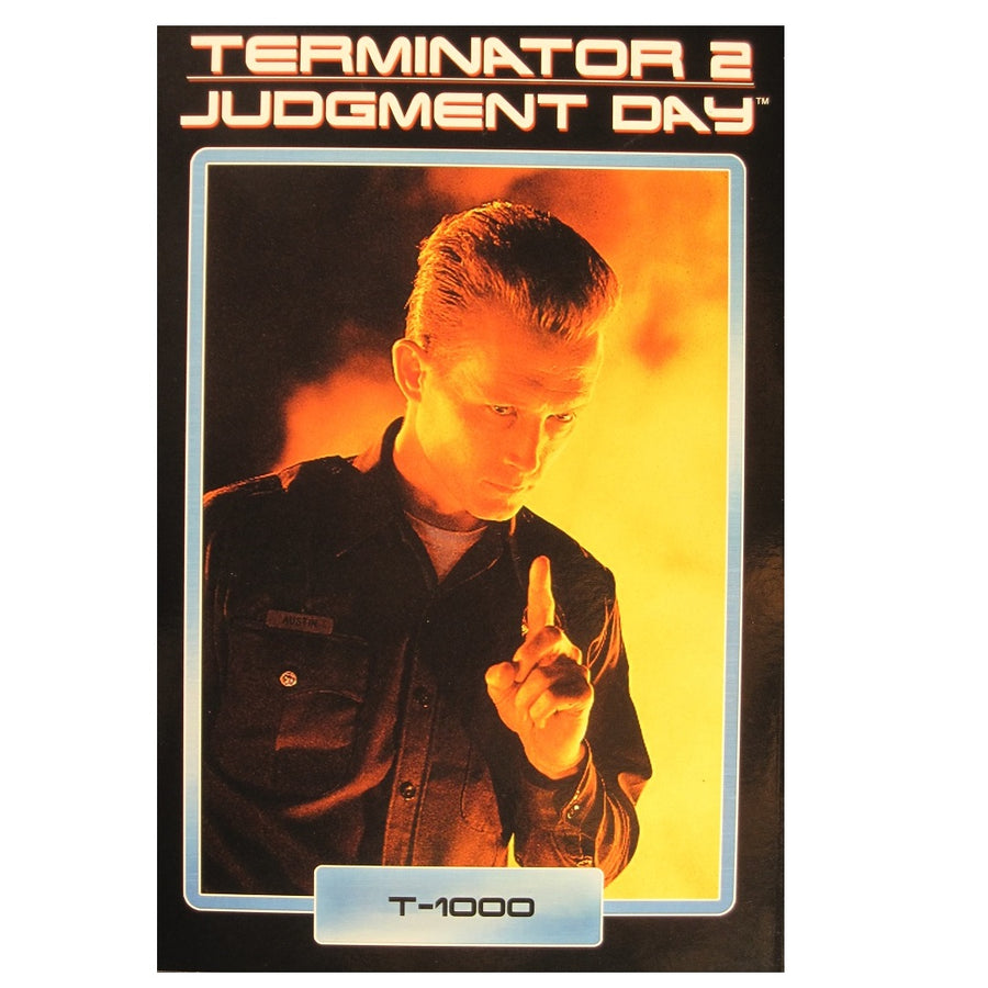 Terminator 2 - 7 Ultimate T-1000 Figure