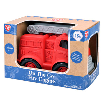 PlayGo - On the Go Fire Engine