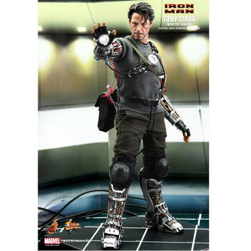 Hot Toys - Iron Man Tony Stark (Mech Test Vers) - Limited Edition 1:6 Action Figure (INSTORE ONLY)