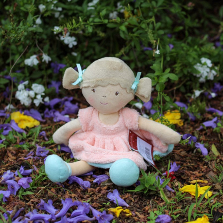 Bonikka Butterfly Doll - Pia with Light Brown Hair