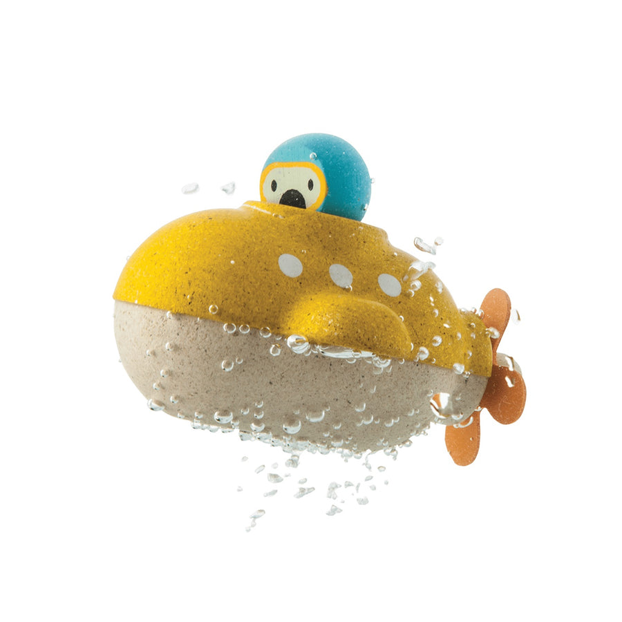Plan Toys Submarine Bath Toy 12m+