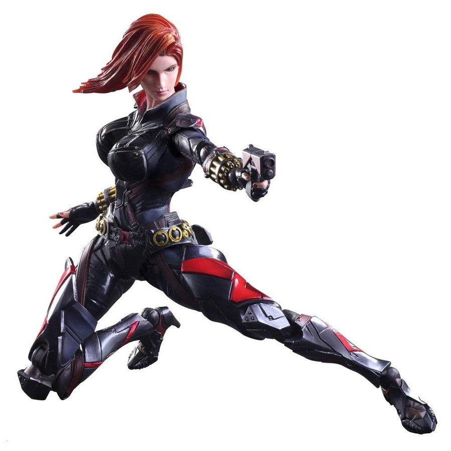 PLAY ARTS Black Widow Variant