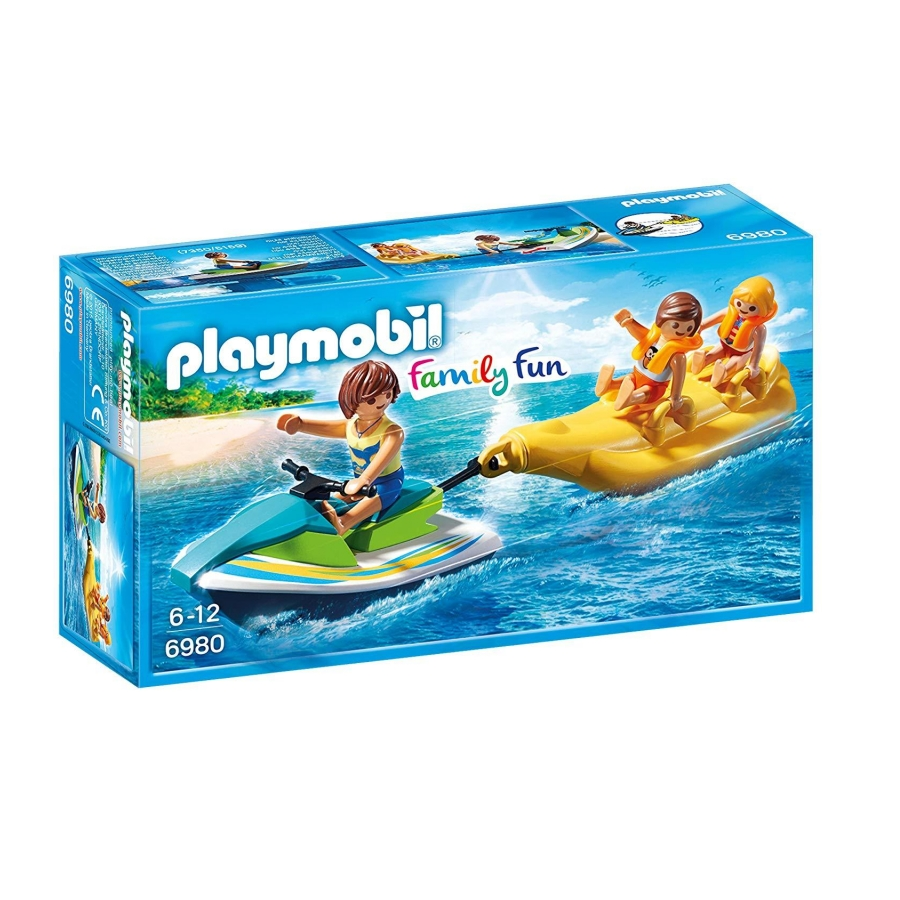Playmobil - 6980 Jet Ski with Banana Boat