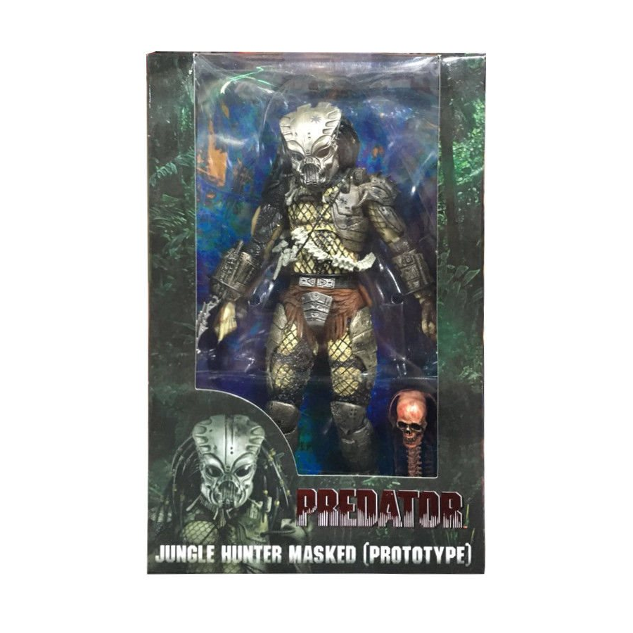 NECA Predator - Jungle Hunter Masked (prototype) 7