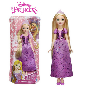 Disney Princess Rapunzel Shimmer Doll