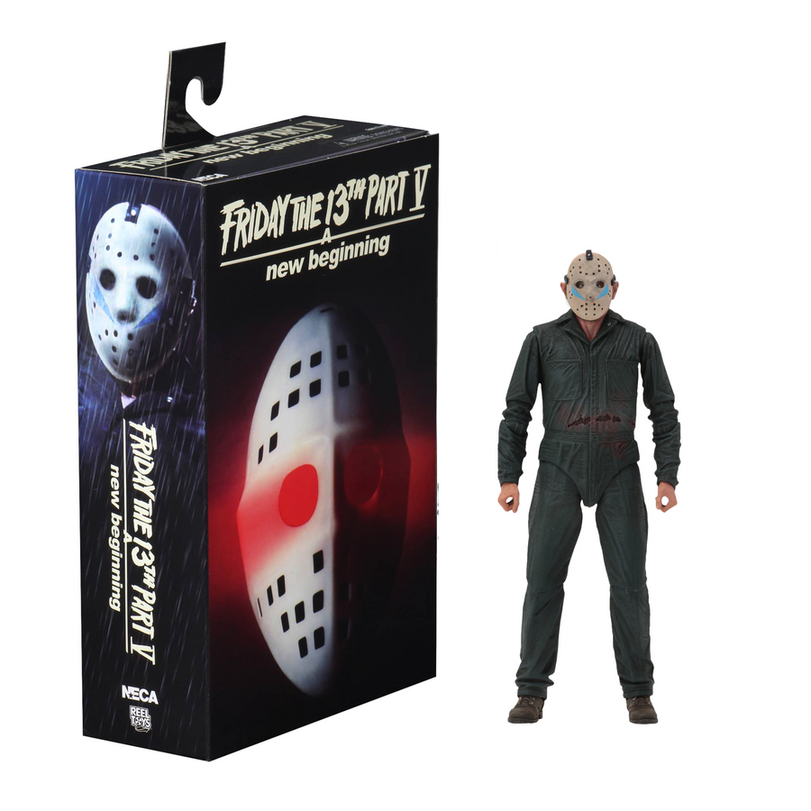 Friday the 13th - Roy Burns 7