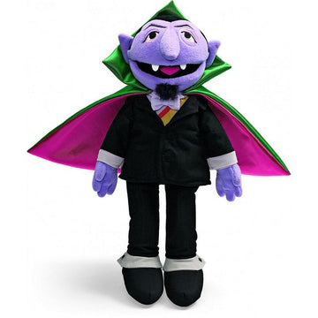 Sesame Street - Count Von Count Soft Toy