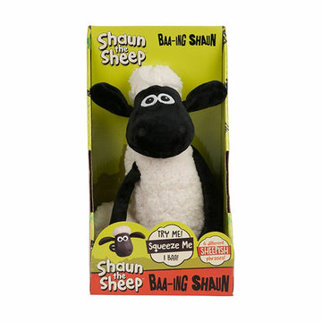 Shaun the Sheep - Baahing Soft Toy
