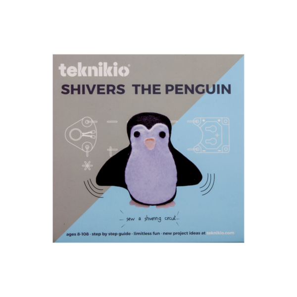 Teknikio - Shivers the Penguin