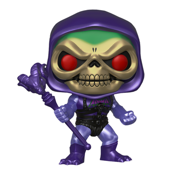 POP! MOTU - Battle Armor Skeletor Metallic No. 563