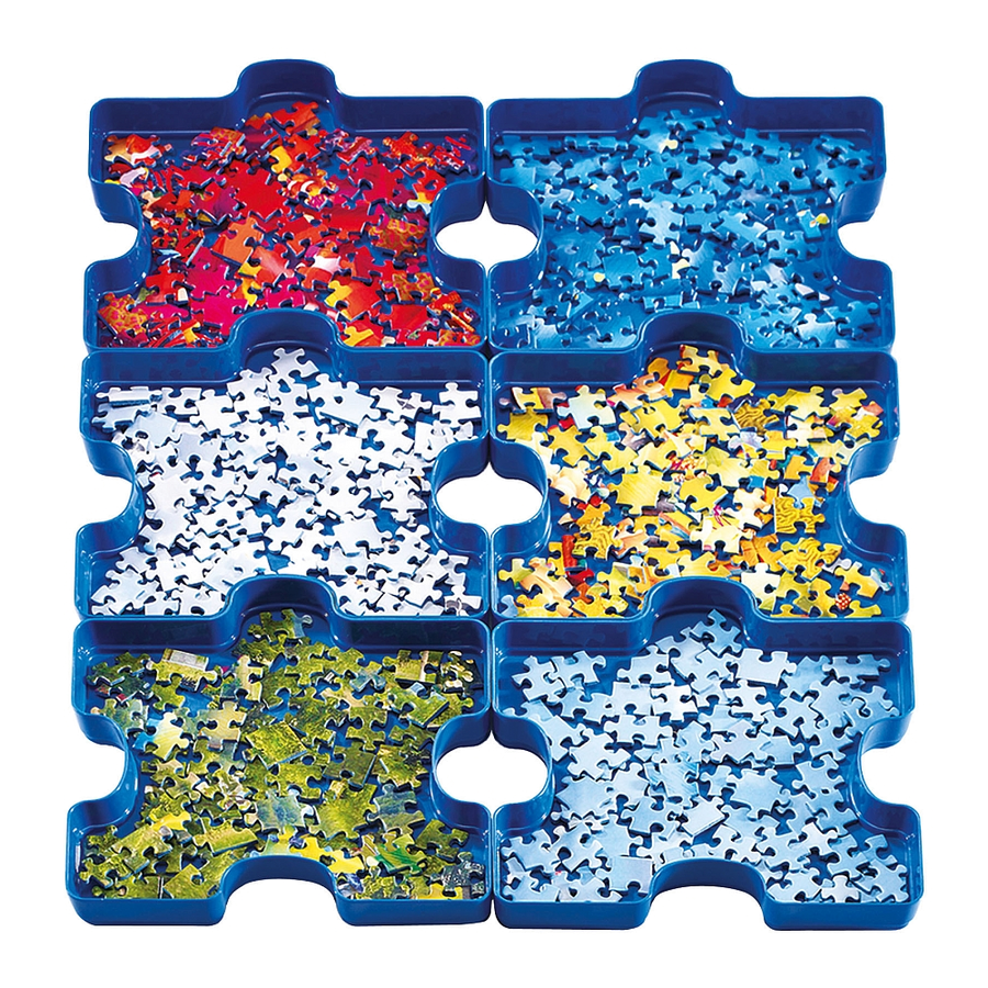 Ravensburger Sort Your Puzzle Trays for 300 - 100 pieces