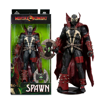 Mortal Kombat - Spawn with Axe 7