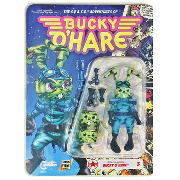 Bucky O'Hare - Stealth Mission Bucky O'Hare Action Figure