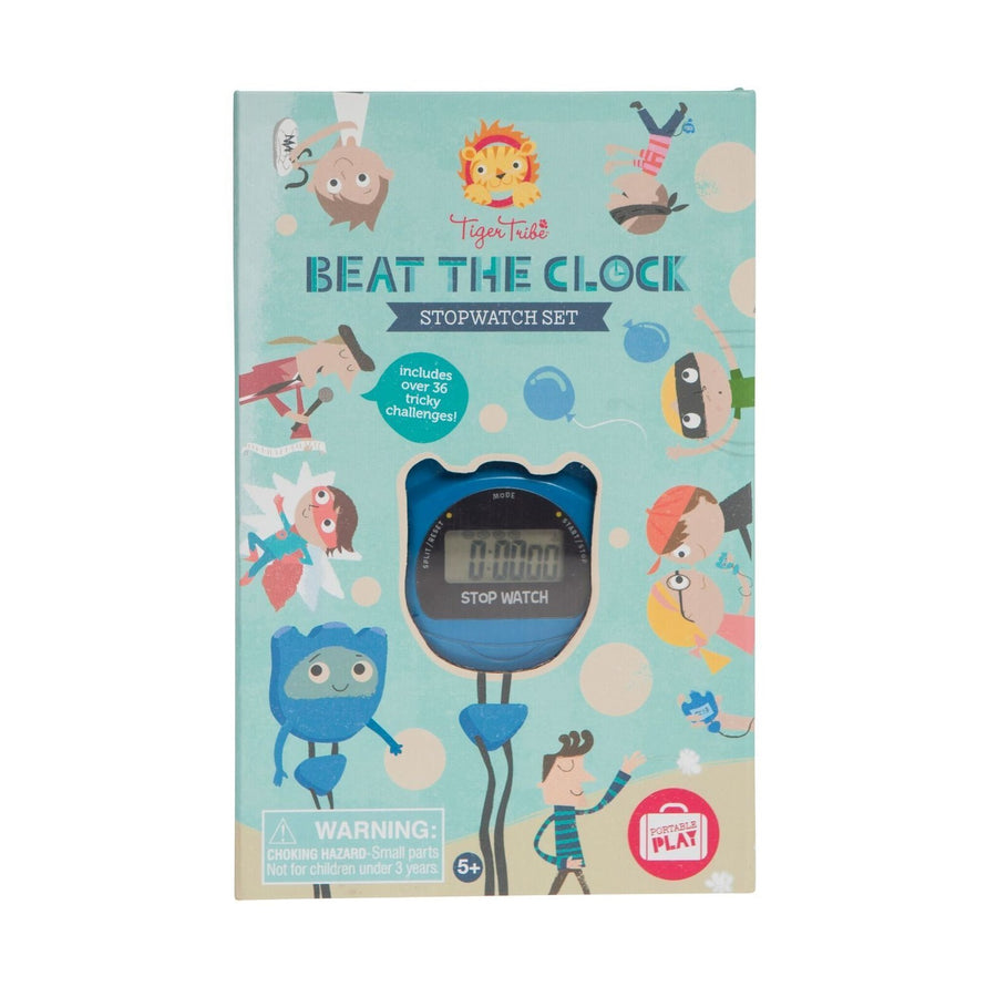 Tiger Tribe - Beat the Clock - Stopwatch Set 5+