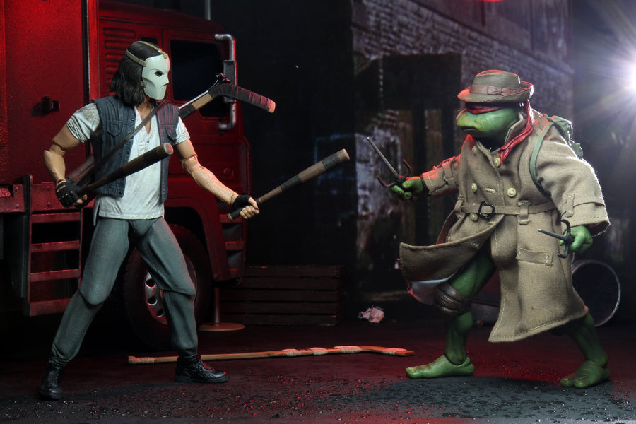 TMNT (1990 Live Action Movie) - Casey Jones & Raphael 7