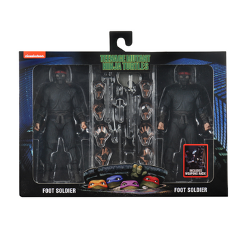 TMNT (1990 Live Action Movie) - Foot Soldiers 2-pack 7