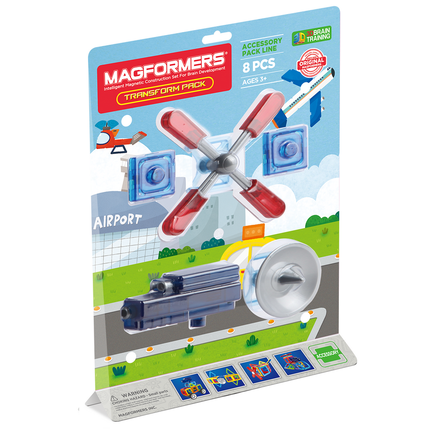 Magformers Transform Accessory Pack
